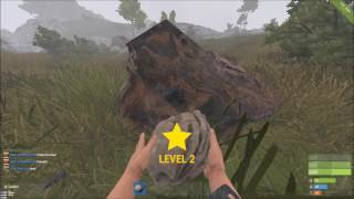 With this video I hope to provide enough information for new players of Rust to go from being a naked with a rock to owning a base with a furnace in under an...
