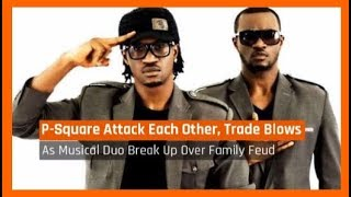 Video Nigeria News Today: P-Square: Peter And Paul Exchange Blows, Break Up (26/09/2017) MP3, 3GP, MP4, WEBM, AVI, FLV Oktober 2017
