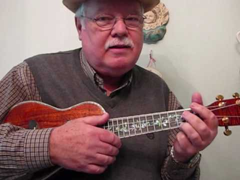 'Over the Rainbow' uke strum explained – Tutorial by Ukulele Mike