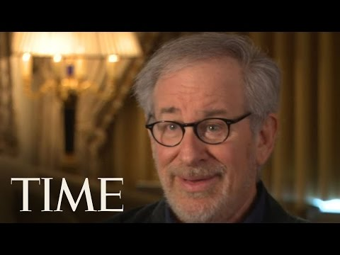 Steven Spielberg Talks To Time About 'Lincoln' | TIME