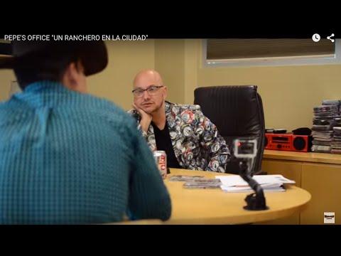 """PEPE'S OFFICE """"UN RANCHERO EN LA CIUDAD"""" - Thumbnail"""