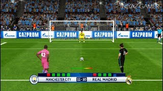 Video MANCHESTER CITY vs REAL MADRID | Penalty Shootout | PES 2017 Gameplay MP3, 3GP, MP4, WEBM, AVI, FLV April 2018