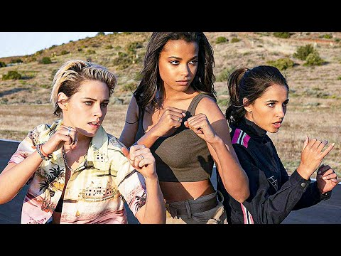 CHARLIE'S ANGELS All Movie Clips + Trailer (2019)