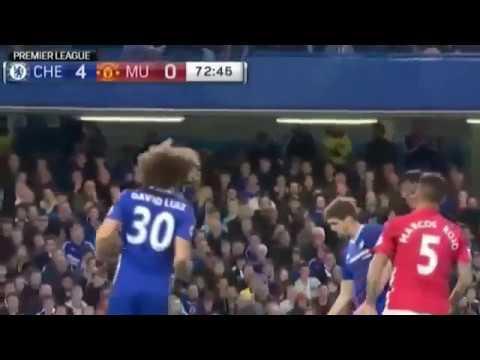 Chelsea 4   0 Manchester United Full Match Highlight All Goal HD 23 10 2016