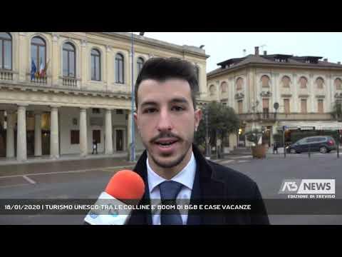 18/01/2020 | TURISMO UNESCO:TRA LE COLLINE E' BOOM DI B&B E CASE VACANZE