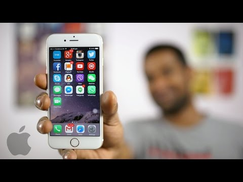POV - In this video let's take a closer look at Apple's latest - the iPhone 6. Apple's finally realized that a 4