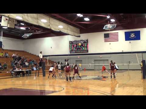 Women's Volleyball vs. Rhode Island Oct. 15, 2013