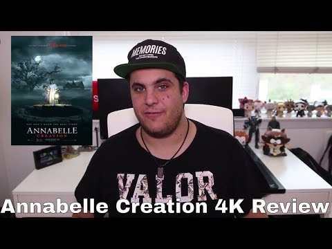 Annabelle Creation 4K Dolby Vision Review