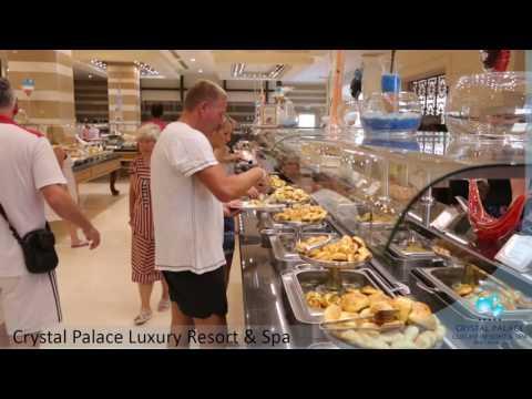 CRYSTAL PALACE LUXURY RESORT & SPA 5*