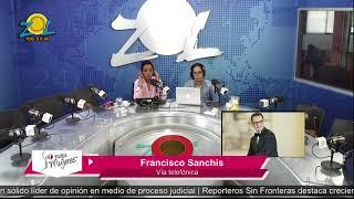 Francisco Sanchis comenta principales temas de la farándula 25-4-2018