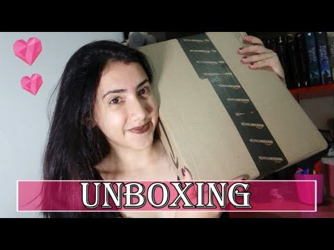 UNBOXING AMAZON | Leticia Ferfer | Livro, Livro Meu