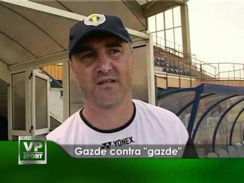 """Gazde contra """"gazde"""""""