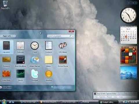 Inserire un video come sfondo su tutti i computer come Dreamscene su Windows Vista
