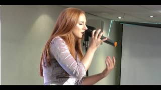 Video Never Enough (The Greatest Showman) LIVE Cover by Red MP3, 3GP, MP4, WEBM, AVI, FLV Juni 2018