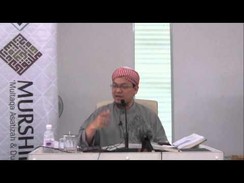 Dr Zaharuddin Abd Rahman Talaqqi Bidayatul Mujtahid Siri 4