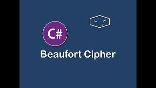 Code in C# of Beaufort Cipher.Please Like and Share :)Download source code at:https://drive.google.com/file/d/0B61-MHkMYqM4ejFPZ3NBUC1WMkE/Play ListsSwifthttps://www.youtube.com/playlist?list=PLOGAj7tCqHx9C08vyhSMciLtkMSPiirYrAllhttps://www.youtube.com/channel/UCBGENnRMZ3chHn_9gkcrFuA/playlistsJavaScripthttps://www.youtube.com/playlist?list=PLOGAj7tCqHx_grLMl0A0yC8Ts_ErJMJftc#https://www.youtube.com/playlist?list=PLOGAj7tCqHx9H5dGNA4TGkmjKGOfiR4gkJavahttps://www.youtube.com/playlist?list=PLOGAj7tCqHx-ey9xikbXOfGdbvcOielRwAmazon Lumberyard Game Enginehttps://www.youtube.com/playlist?list=PLOGAj7tCqHx-IZssU8ItkRAXstlyIWZxq