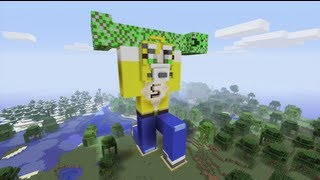 Minecraft Xbox - Stampy The Creeper Killer - Prestige Sur La Mer - Part 2