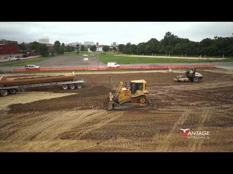Cedar Rapids Drone Video