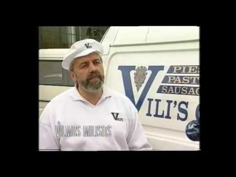 1994 Ethnic Business Awards Finalist – Manufacturing Category – Vilom Militsis – Vili's Cakes