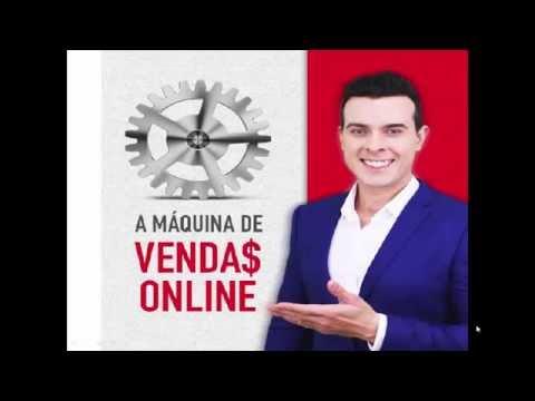 COMO CONSTRUIR UMA MÁQUINA DE VENDAS