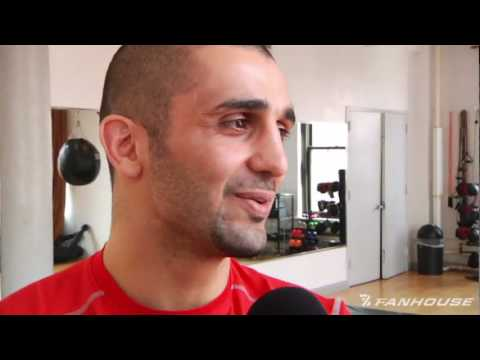 Firas Zahabi: 185 Move, Olympics Not on GSP's Agenda Right Now