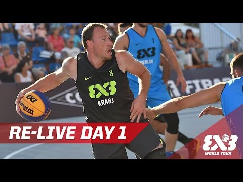 Онлайн-трансляция турнира FIBA 3x3 World Tour (Дебрецен)