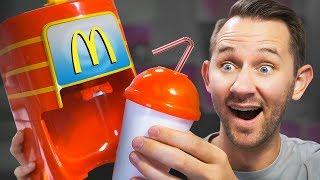 Video McDonald's Mcflurry Machine! | 10 Crazy eBay Items MP3, 3GP, MP4, WEBM, AVI, FLV September 2018