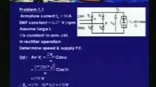 Lecture - 15 Power Electronics