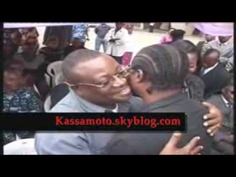 ALL Congo*Stars' Arrival @ Madilu's Funeral pt_2