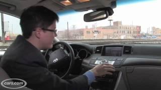2009 Infiniti M35x Video Review