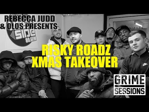 GRIME SESSIONS | RISKY ROADZ CHRISTMAS TAKEOVER @GrimeSessions @RISKYROADZ