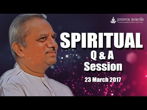 Poorna Samadhan, Question Answers Session 23 March 2017