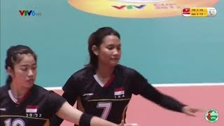 Video VTV CUP 2017 VIETNAM VS INDONESIA (2 - 3) MP3, 3GP, MP4, WEBM, AVI, FLV Mei 2018