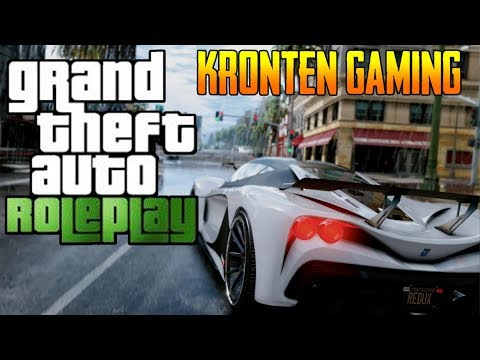 GTA 5 Role Play In Indian Legacy Servers | KRONTEN PLAYING GTA 5 ROLEPLAY 😂