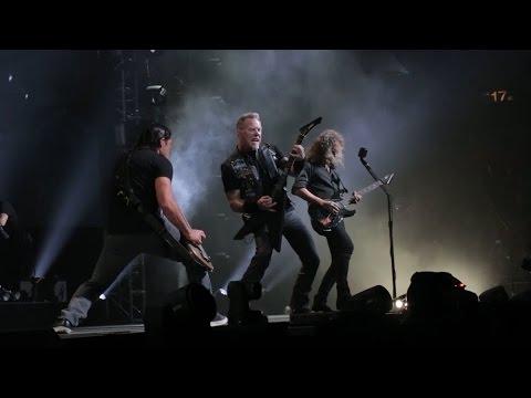 Metallica: Atlas, Rise! (MetOnTour - Hong Kong - 2017) (видео)