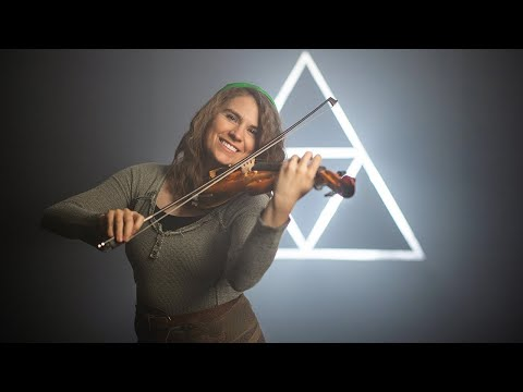 Song of Time and Song of Storms Violin Cover - Taylor Davis