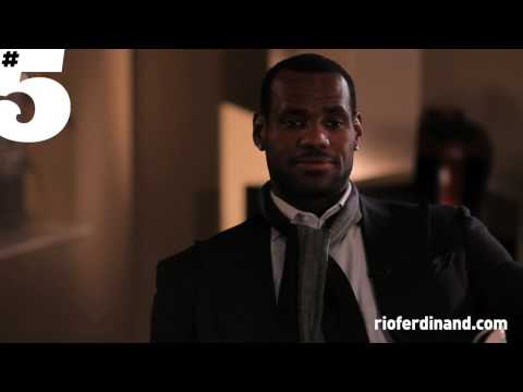 0 LeBron James Interviewed By Rio Ferdinand