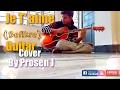 Je T'aime (I love you) song (Befikre) guitar  cover/finger style /tabs /chords / guitar tutorial