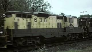 Video Railfanning with the Bednars Volume 6 - The Beginning of Conrail MP3, 3GP, MP4, WEBM, AVI, FLV Oktober 2018
