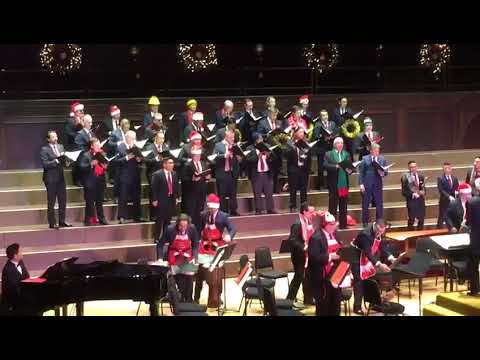 12 Days of Christmas - Straight no Chaser (audience view)