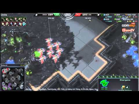 GSL Ro16 Group B Match 5 Solar vs sOs