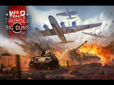 War Thunder Patch 1.47