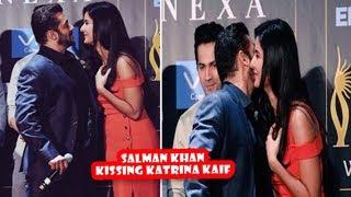 Salman Khan Kissing Katrina Kaif