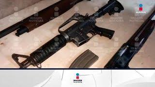 ¿Sabes cuánto cuesta un arma en el mercado negro? | Noticias con Ciro Gómez Leyva