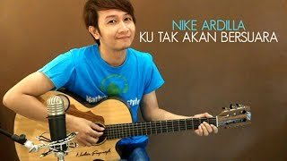 (Иιкe Ardíllä) Ku Tak Akan Bersuara - Nathan Fingerstyle | Guitar Cover Video