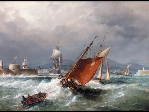 Cormac  Lowth - Maritime Art