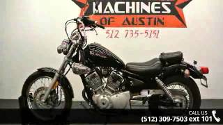 10. 2010 Yamaha V Star 250  - Dream Machines Indian Motorcycl...