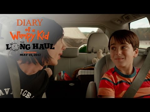 Diary of a Wimpy Kid: The Long Haul | Walking Wimpy | Fox Family Entertainment