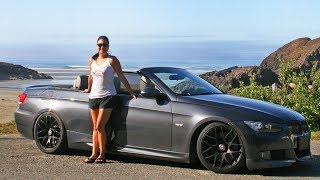Tara drove her BMW 335i to Tofino, British Columbia on Vancouver Island and stayed the weekend at Pacific Sands Resort. She went to Pettinger Point, Tofino, Clayoquot Sound, Cox Bay, Ucluelet, Radar Hill, and Long Beach. She took a ferry to get there.
