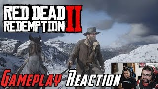 Video Red Dead Redemption 2 Gameplay Angry Reaction! MP3, 3GP, MP4, WEBM, AVI, FLV Oktober 2018